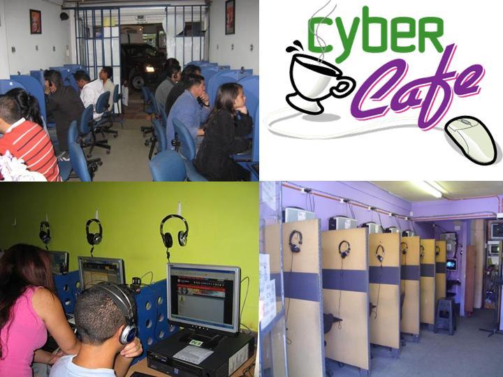 Masificación de suscripciones de internet han desplazado a los cibercafés.