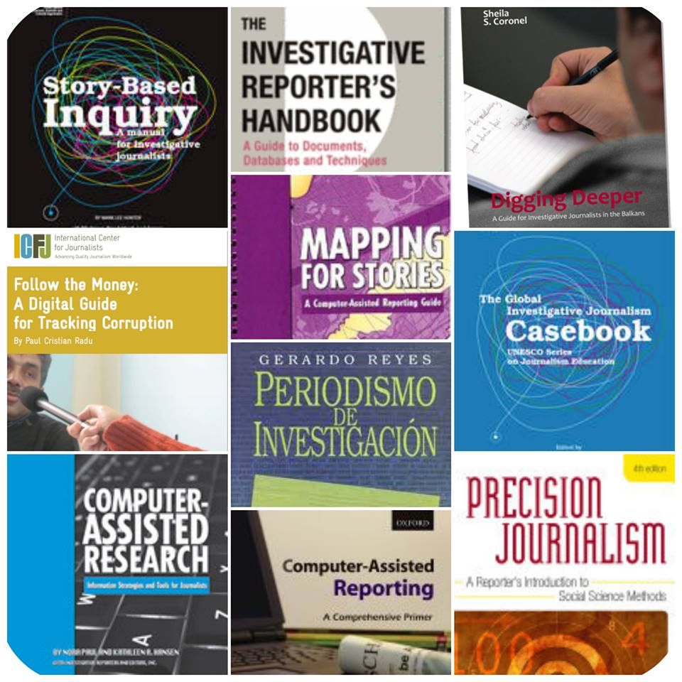 libros de investigación periodística