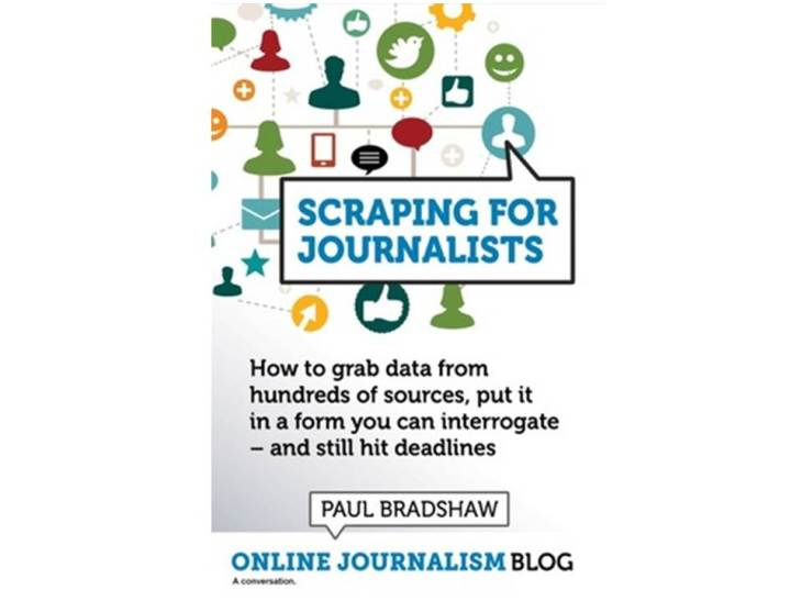scraping for journalist