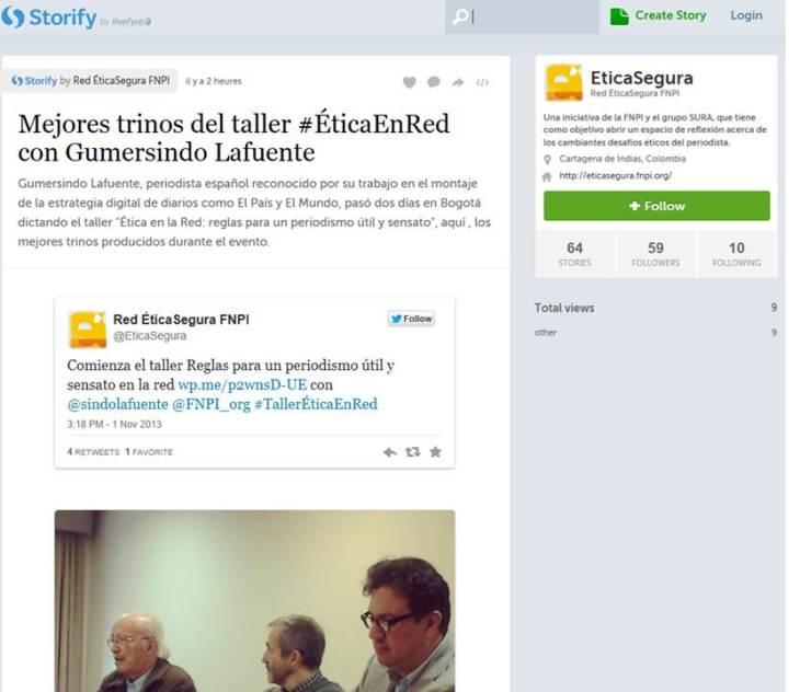 Storifydos