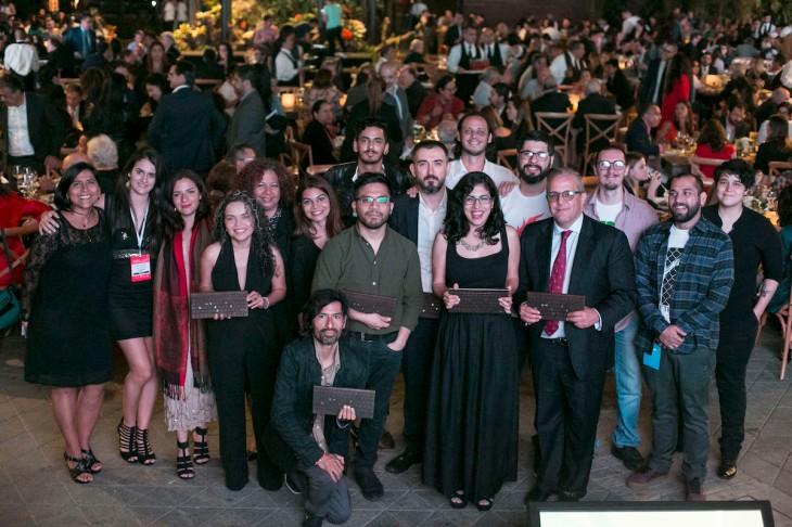 Ganadores del Premio Gabriel García Márquez de Periodismo 2018